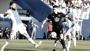 El Tucu Hernández se despide del Celta