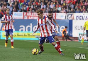 El Málaga pone contra las cuerdas al Atlético de Madrid