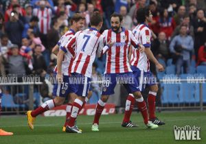El Atlético de Madrid exprime el gol psicológico