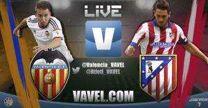Valencia vs Atlético de Madrid en vivo y en directo online