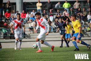 José Gaspar firma el gol de la jornada 35 de Segunda División B
