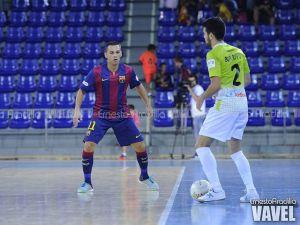 Palma Futsal - Magna Navarra: una final antes de tiempo