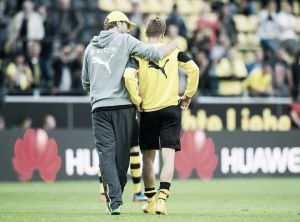 Algo pasa en Dortmund