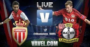 Mónaco vs Bayer Leverkusen en vivo y directo online