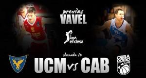 UCAM Murcia-Obradoiro: necesidad de triunfo