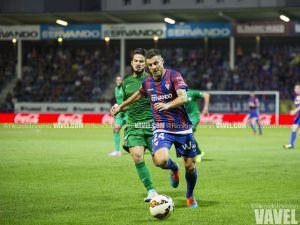Eibar - Levante: puntuaciones Eibar, jornada 7