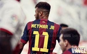 """Neymar: """"Debemos seguir en la misma línea de juego"""""""