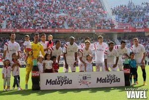 Un Sevilla con dos caras en 2015