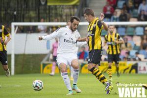 """Sergio Aguza: """"El equipo está con mucha confianza"""""""