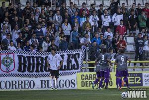El Plantío se desilusiona con el Burgos CF