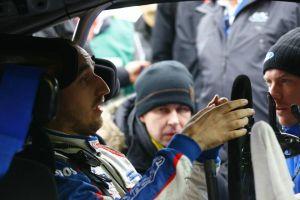 Robert Kubica sorprende en Cerdeña