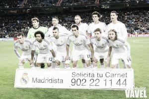 Real Madrid - Osasuna: puntuaciones Real Madrid ida 1/8 de la Copa del Rey
