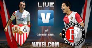Sevilla vs Feyenoord, Europa League en vivo y en directo online