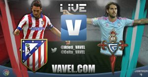 Atlético de Madrid vs Celta de Vigo en vivo y en directo online