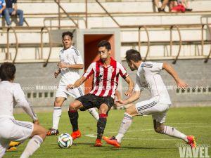 Fotos e imágenes del Bilbao Athletic 1 - Real Madrid Castilla 0, de la jornada 5 de Segunda División B