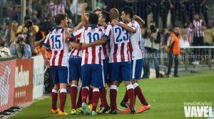 Almería - Atlético de Madrid : solo existe la victoria