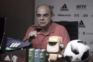 """Presidente do Flamengo fica indignado com escolha de juiz para Copa do Brasil: """"Revoltante"""""""