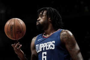 DeAndre Jordan rechaza su 'player option' y apunta a los Mavs