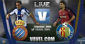 Espanyol vs Getafe en directo y online