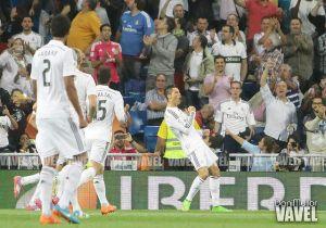 Cristiano y Carvajal se cuelan en el once ideal de la LFP en septiembre