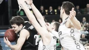 El Bilbao Basket se hunde en Miribilla