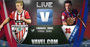 Athletic de Bilbao vs Eibar en vivo y en directo online