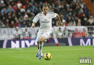 """Pepe: """"Si salimos con intensidad haremos un gran partido"""""""