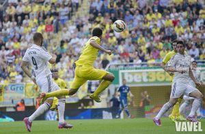 La vista atrás de los Real Madrid – Villareal