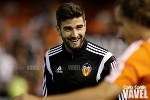 """Barragán: """"Mi primera opción es el Valencia, estoy muy a gusto aquí"""""""