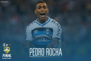 Pedro Rocha: a surpresa na final da Copa do Brasil