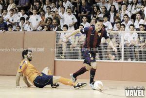FC Barcelona - D-Link Zaragoza: visita de altura para los maños