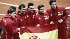 Nadal no estará en las semifinales de Copa Davis