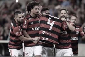 Com lesão no tendão de Aquiles, Juan opera e não jogará mais pelo Flamengo em 2018