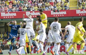 Villarreal - Real Madrid: puntuaciones del Villarreal, Jornada 6