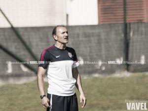 """Juan Luis Fuentes: """"Parecía fácil ganar todo, pero ningún partido es sencillo"""""""