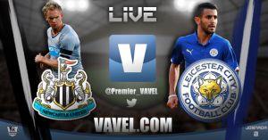 Newcastle vs Leicester en vivo y en directo online