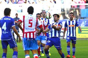 CD Lugo - Deportivo Alavés: historial de enfrentamientos