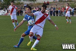SD Amorebieta - Rayo Vallecano B: siguiente peldaño para seguir por el buen camino