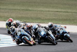 Clasificación de Moto3 del GP de Malasia 2014 en vivo y en directo