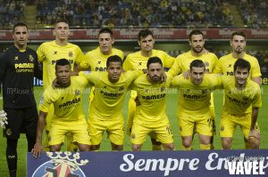 Villarreal - Almería: puntuaciones del Villarreal, jornada 8