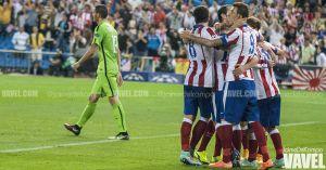 El Atlético de Madrid empieza de cero