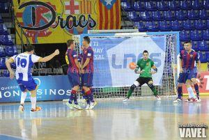 Montesinos Jumilla - Aspil-Vidal Ribera Navarra FS: levantarse tras la Copa de España