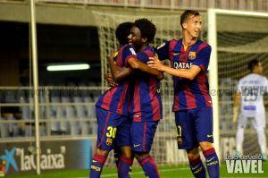 SD Ponferradina - FC Barcelona B: crecer con el triunfo