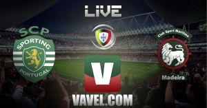 Resultado partido Sporting vs Marítimo en vivo y en directo online