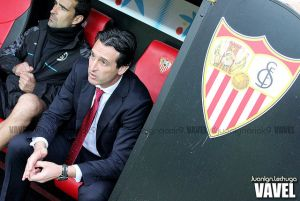 """Emery: """"El balance es positivo y sólo nos ha faltado marcar un gol"""""""