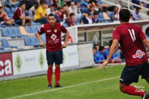 Pontevedra CF - CD Boiro: comienza la era Luisito