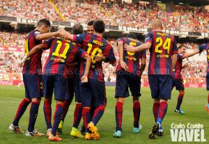 FC Barcelona - Sevilla FC : calmar las aguas