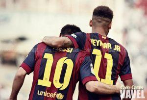 """Neymar: """"Cada vez nos entendemos y unimos más"""""""