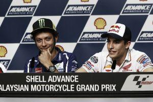 Rueda de prensa del GP de Malasia