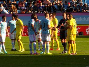 Celta - Villarreal: puntuaciones del Celta, jornada 7